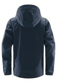 Haglöfs - BUTEO JACKET - Hardshell jacket - tarn blue - 5