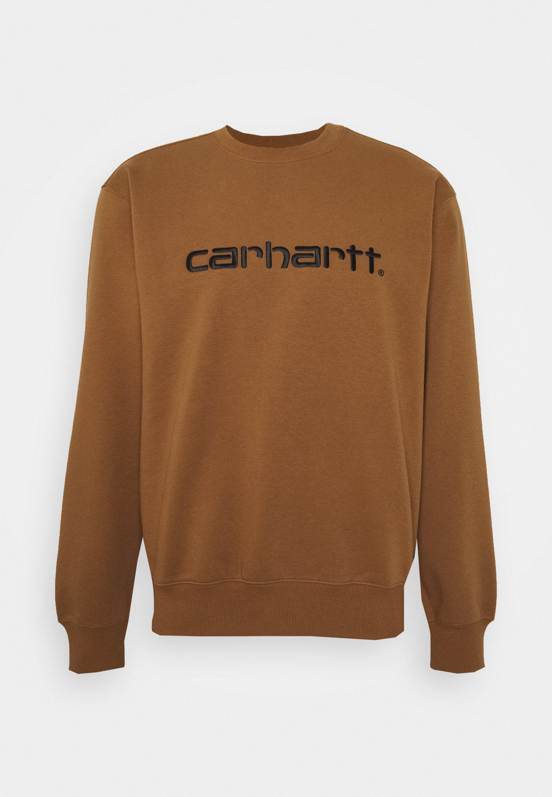 carhartt schwarz herren sweatshirt