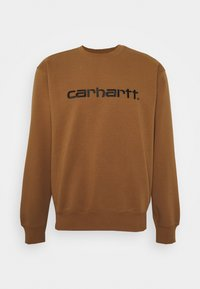 Carhartt WIP - Sweatshirt - hamilton brown/black - 4