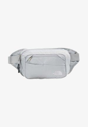 BOZER HIP PACK UNISEX - Bum bag - high rise grey/white