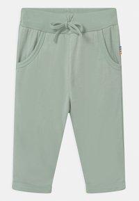 Joha - BAMBOO UNISEX - Trousers - light green - 0
