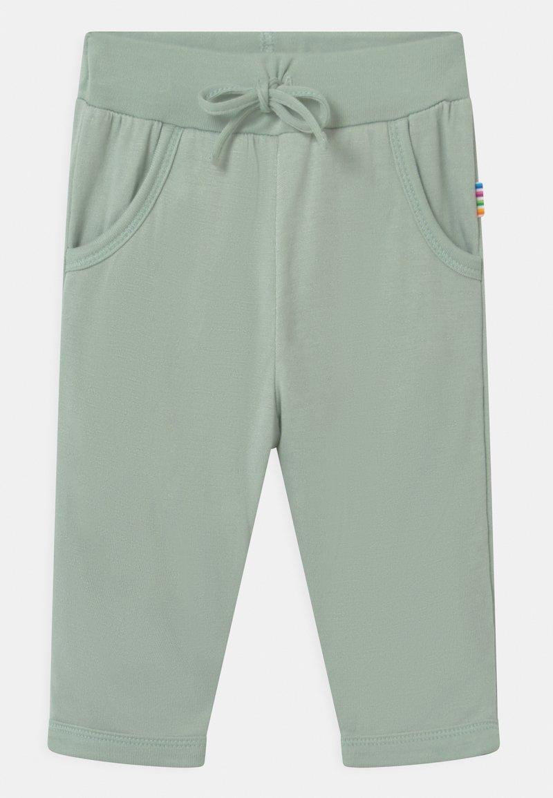 Joha - BAMBOO UNISEX - Trousers - light green
