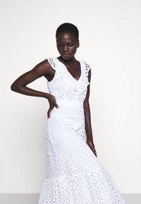J.CREW - PANAMA DRESS - Day dress - white - 5