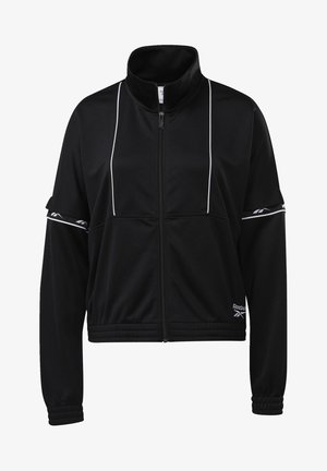 CLASSICS VECTOR TAPE TRACK TOP - Training jacket - black