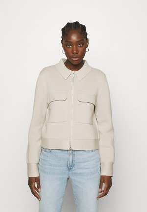 SILVIA  - Cardigan - light beige