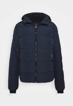 SPORTS PUFFER - Winterjas - navy/black