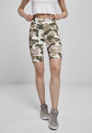 TECH CYCLE  - Shorts - duskrose camo