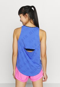 Nike Performance - AIR TANK - Sports shirt - sapphire - 2