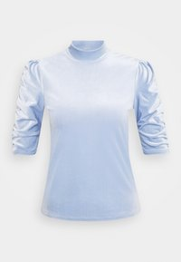 Monki - NARIN TOP - Long sleeved top - blue - 4