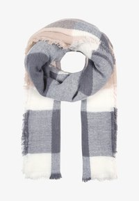 Anna Field - Sjal / Tørklæder - dark gray - 1