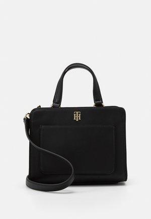 CITY SATCHEL - Handbag - black