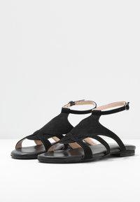 Hash#TAG Sustainable - Sandals - nero - 4
