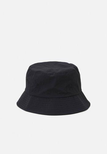 SLHGREG BUCKETHAT - Hatt - black