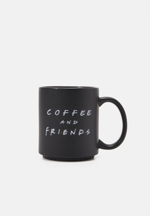 DAILY MUG UNISEX 4 PACK - Other accessories - black/white