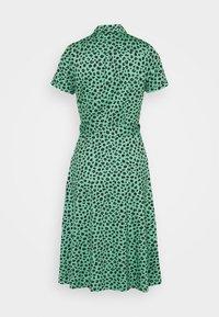 King Louie - DRESS BOBCAT - Žerzejové šaty - neptune green - 1