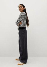 Mango - FILIPPO - Trousers - zwart - 3