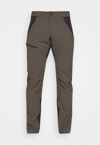 Peak Performance - LIGHT CARBON PANTS - Outdoor trousers - black/olive - 4