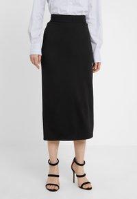 Tiger of Sweden - DIETES - Pencil skirt - black - 0