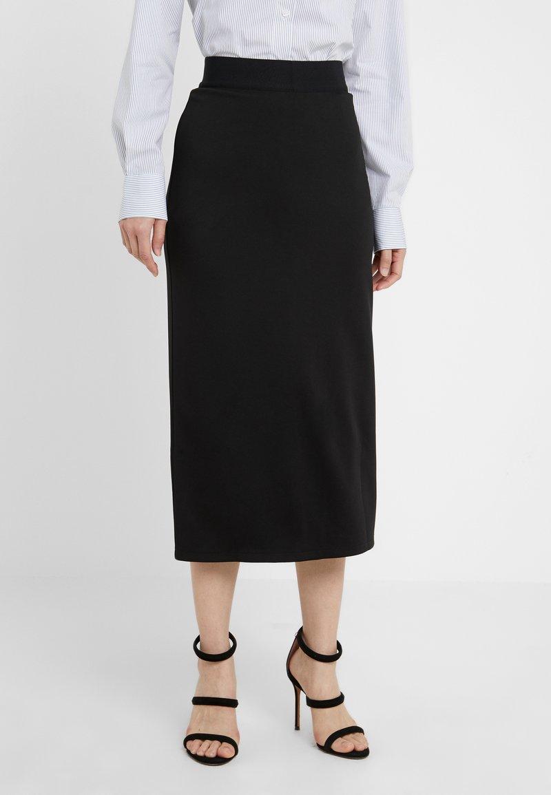 Tiger of Sweden - DIETES - Pencil skirt - black