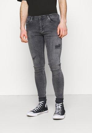 IKI - Jeans Skinny Fit - blue denim