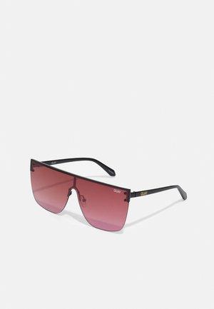BLOCKED - Sluneční brýle - black/berry