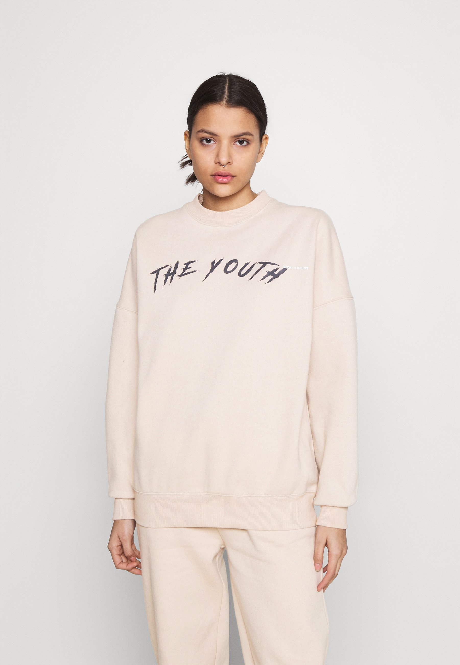 Women YOUTHCOLLAGECREWNECK - Sweatshirt