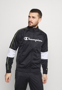 Champion - TRACKSUIT SET - Survêtement - black - 0