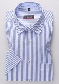 Eterna - MODERN FIT - Shirt - helllblau/weiss - 4