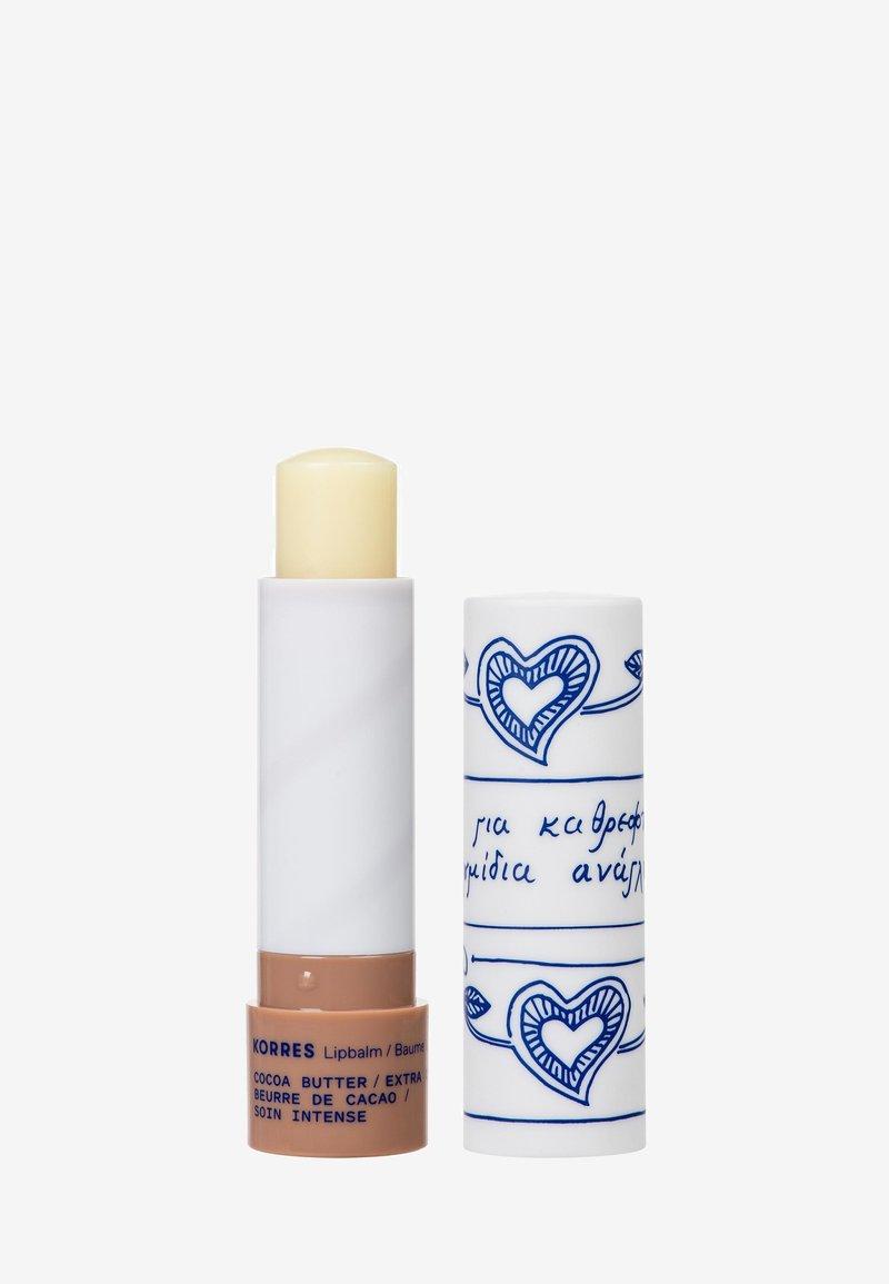 Korres - COCOA BUTTER LIP BALM EXTRA PFLEGE - Lip balm - extra pflege