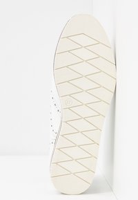 Anna Field - LEATHER LACE-UPS - Casual lace-ups - white - 6