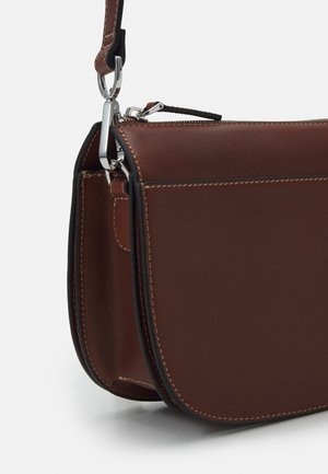 AMAJA - Across body bag - authentic cognac