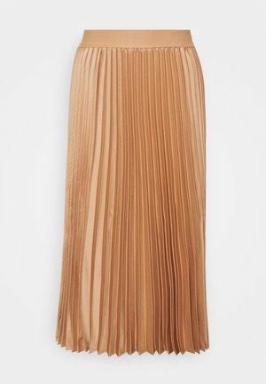 SALWA - A-line skirt - pheasant