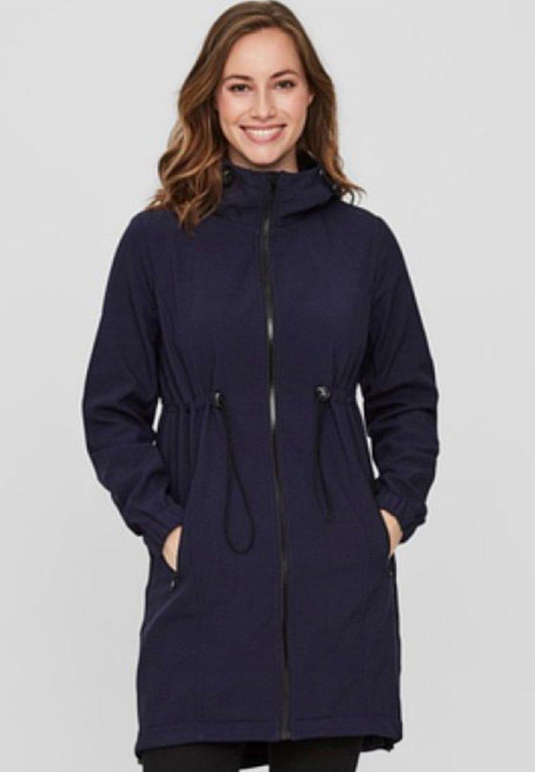 MAMALICIOUS - MLSHELLA 3IN1 TIKKA  - Short coat - navy blazer