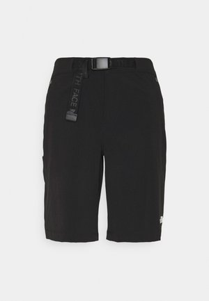 SPEEDLIGHT - Friluftsshorts - tnf black/tnf white