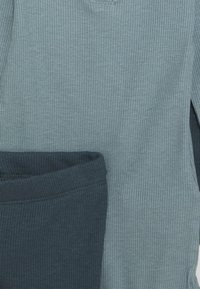 Name it - NBMRICHARD 2 PACK SET - Leggings - Trousers - dark slate/lead - 4