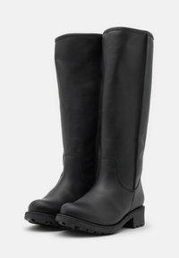 Mis Pepas - Vysoká obuv - black - 2