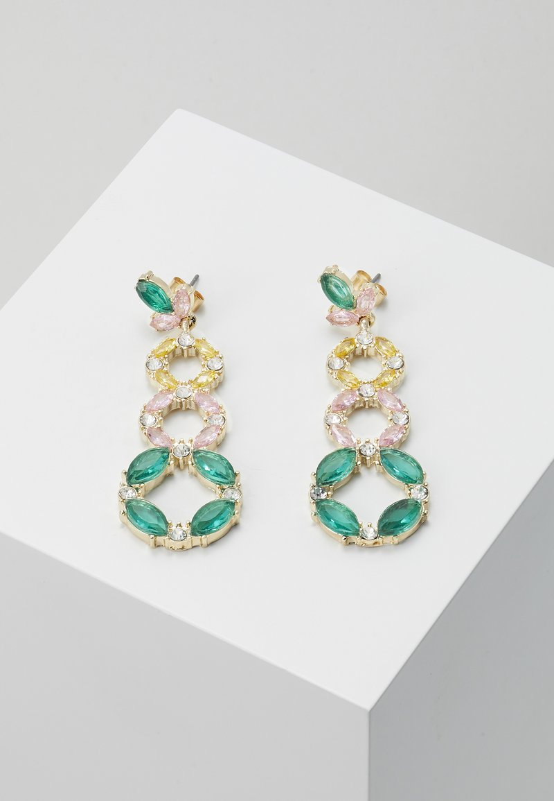 ONLY - ONLDAISIE EARRING - Orecchini - gold-coloured