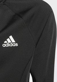adidas Performance - 3-STRIPES TEAM PRIMEGREEN TRACKSUIT - Tracksuit - black - 5