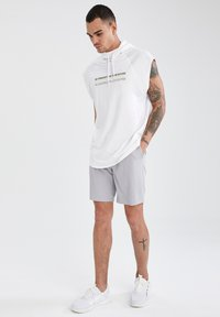 DeFacto Fit - Shorts - grey - 0
