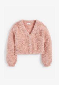 Next - FLUFFY - Cardigan - pink - 0