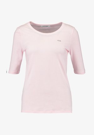 Basic T-shirt - flamant