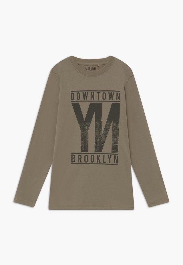 TEENS NEW YORK CITY  - Longsleeve - khaki