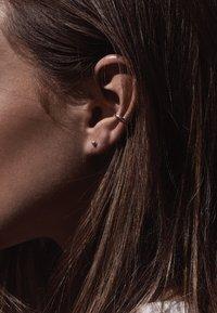 No More - LINE EAR CUFF - Earrings - silver - 2