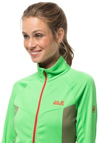 Jack Wolfskin - GRADIENT  - Fleece jacket - summer green - 3