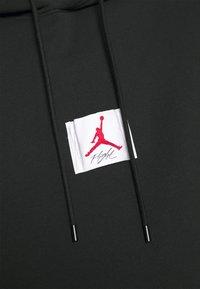 Jordan - Felpa con cappuccio - black - 5