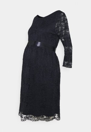 DRESS - Vestito di maglina - night sky blue