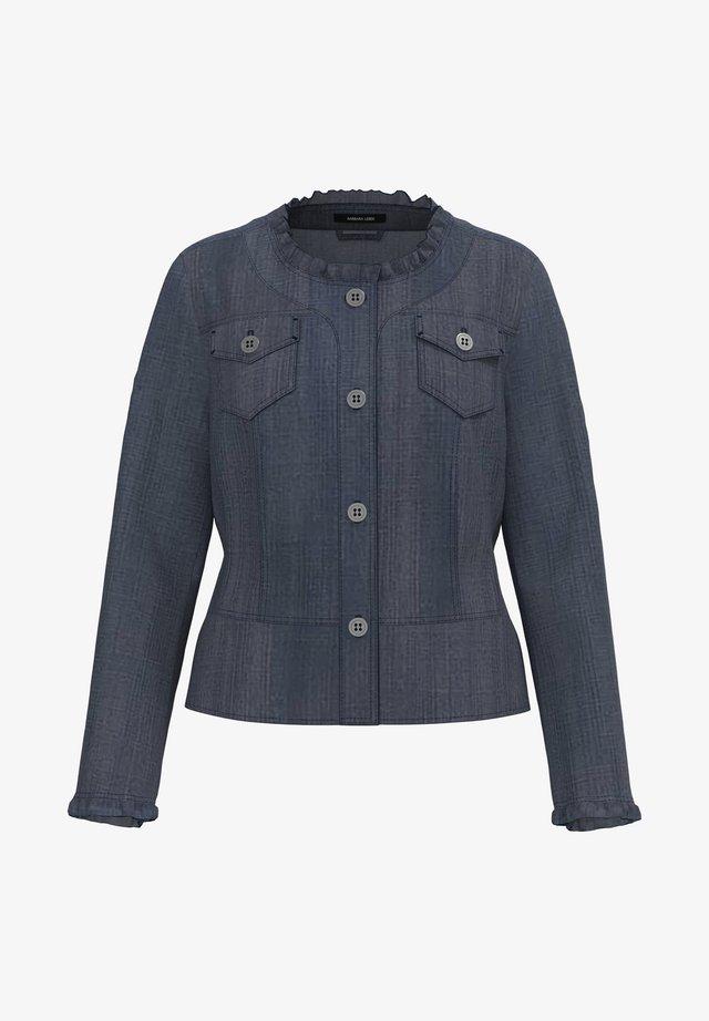 Summer jacket - denimblue