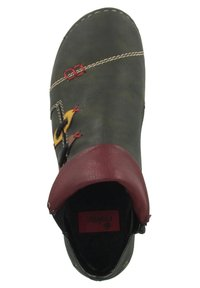 Rieker - Ankle boots - forest-honig-brandy-royal-wine - 1
