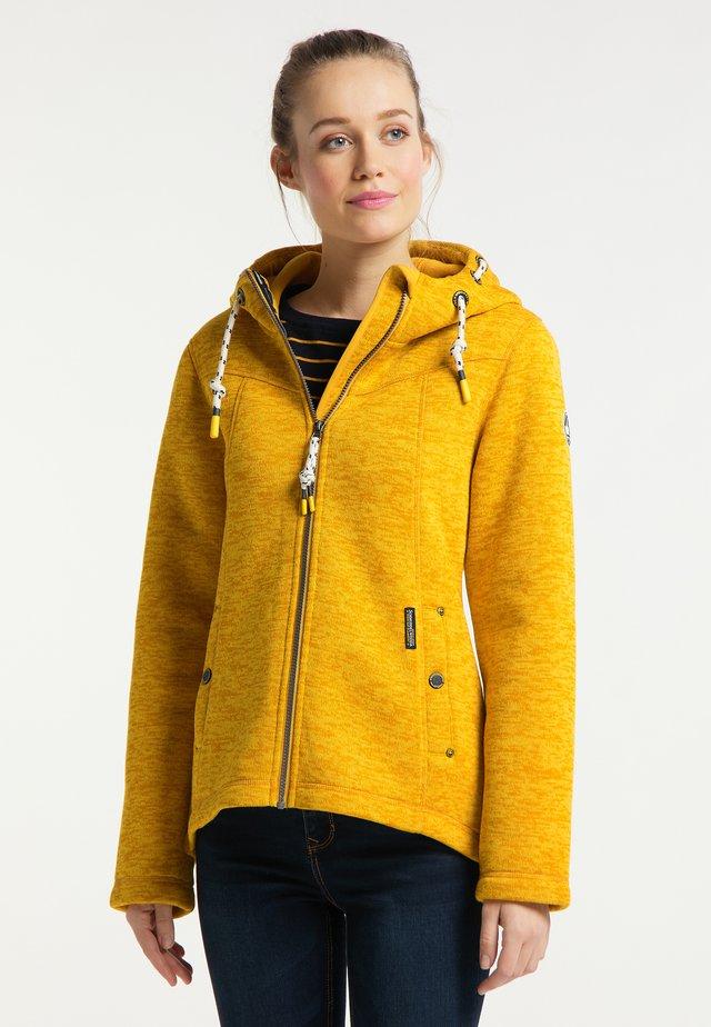 Light jacket - senf melange