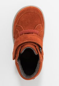 Superfit - ULLI - Classic ankle boots - rot/hellgrau - 1